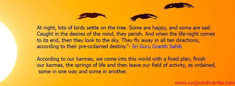 Our Karma