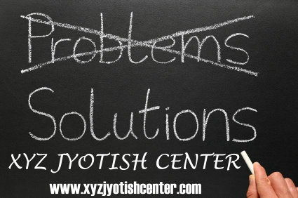 Solve Problems Through XYZ JYOTISH CENTER