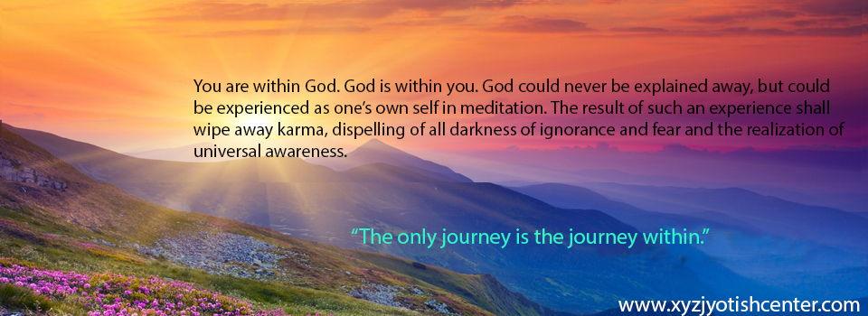 Way to Meditation