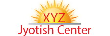 XYZ JYOTISH CENTER LOGO