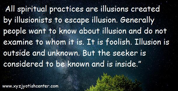 World of Illusion