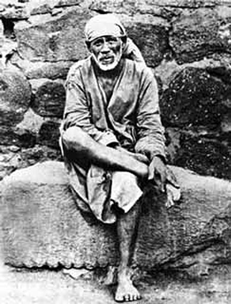 Shirdi Sai Baba Original Photo