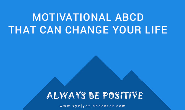 motivation abcd